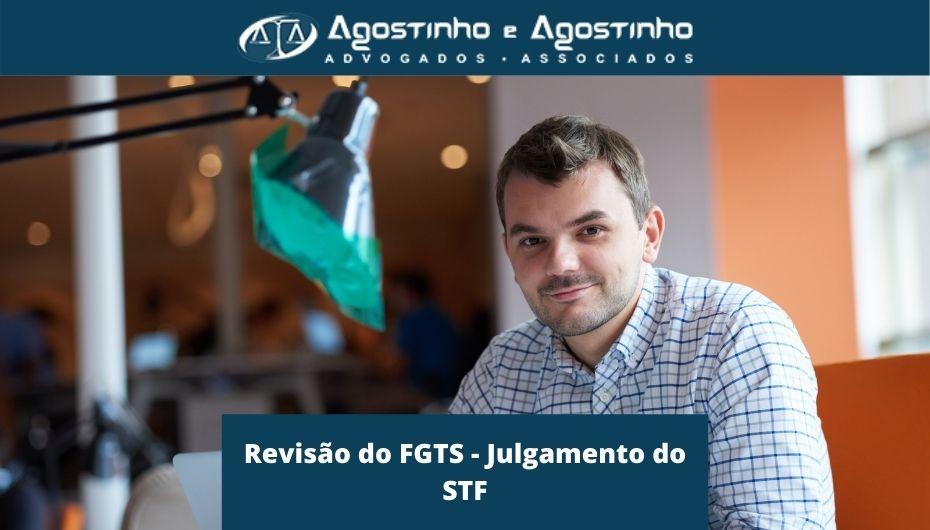 Revisão do FGTS - Julgamento do STF