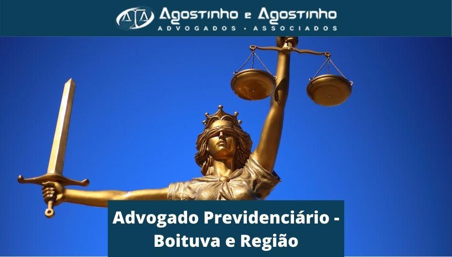 Advogado Previdenciário Boituva e região