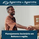 Planejamento societário em boituva e região