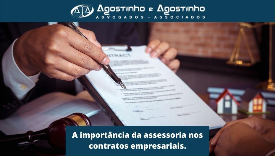 A importância da assessoria nos contratos empresariais